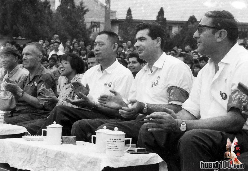 albanians at chuanda 1968