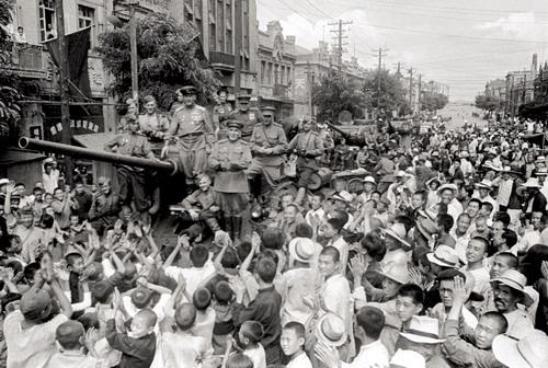 soviets in Dalian