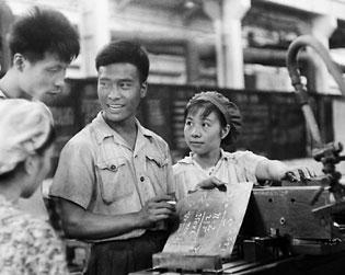 1968 上海机床厂业余大学培养出的第一批毕业生