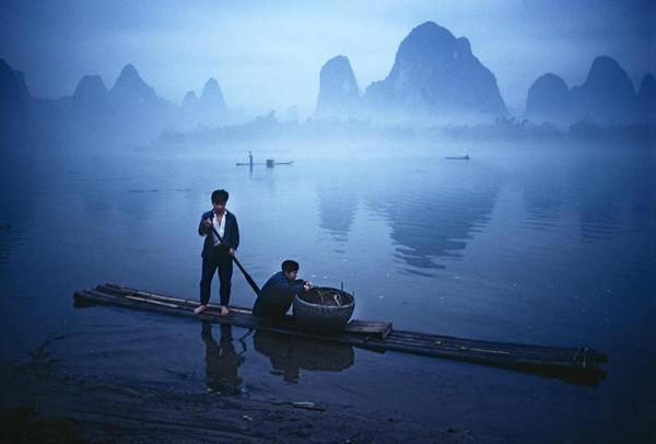1980年漓江
