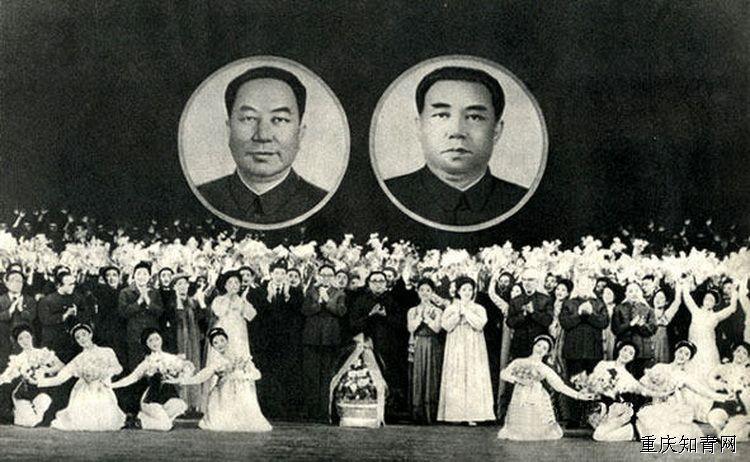 华国锋1978年访问朝鲜 11