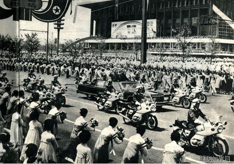 华国锋1978年访问朝鲜 15
