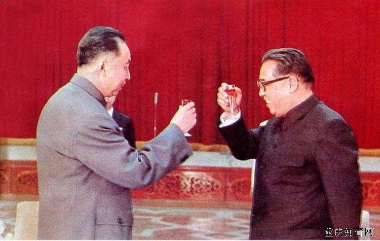 华国锋1978年访问朝鲜 2