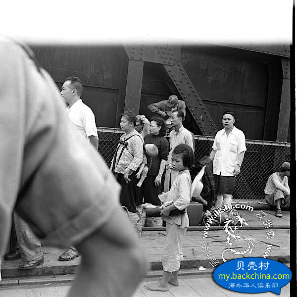 1951年的罗湖关~铁路桥 7
