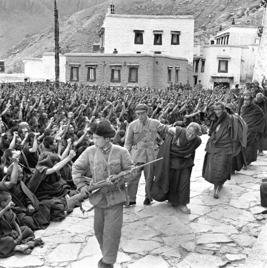 The Tibetan Uprising and Its Suppression, 1959 – Everyday Life in ...