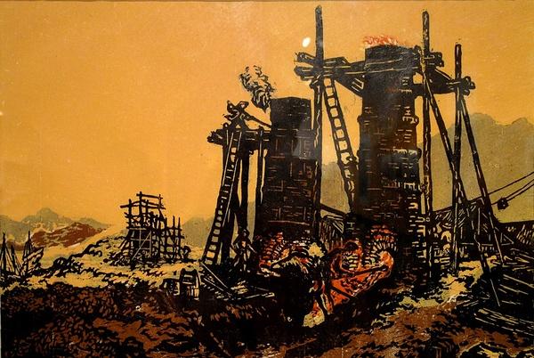 土法炼铁,卢西林,1958
