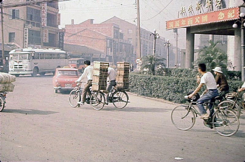 1966bicycles in Taipei-1-1