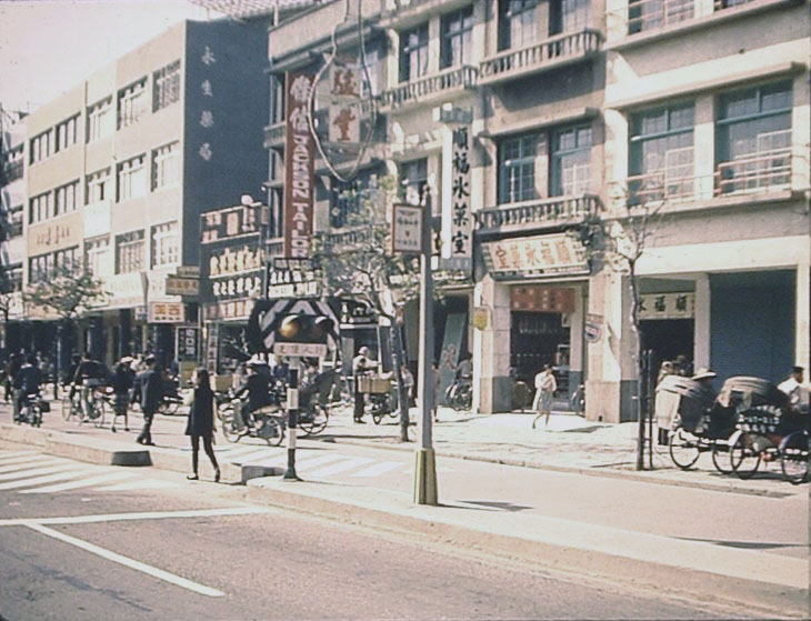 1966Downtown Taipei-1-1