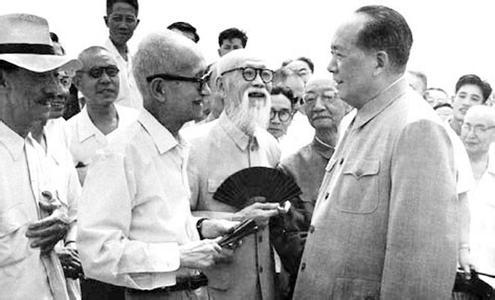 Mao_Zedong_and_Zhang_Shizhao