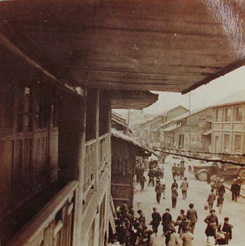 streets of Changde in 50s 3