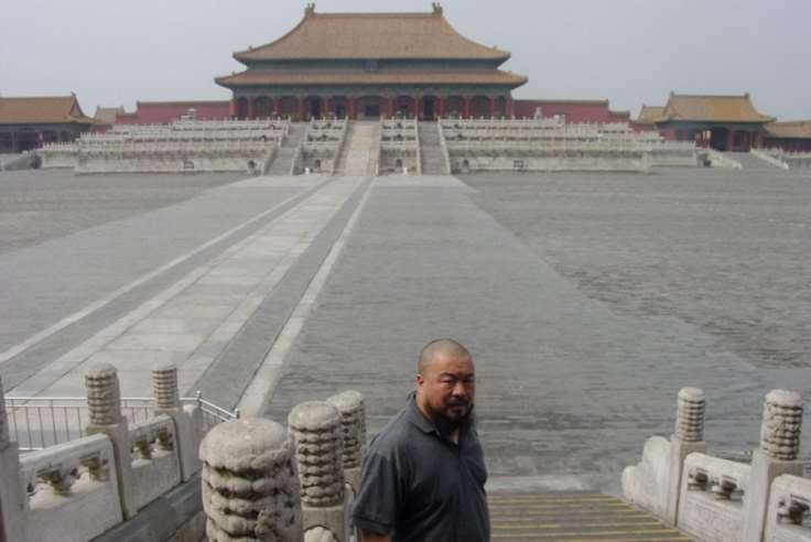 Beijing-Photographs-1993-2003-The-Forbidden-City-during-the-SARS-Epidemic-2003-1